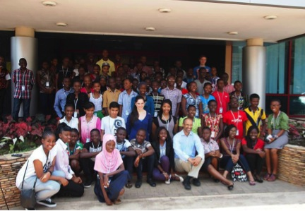 All students at AGF Academy